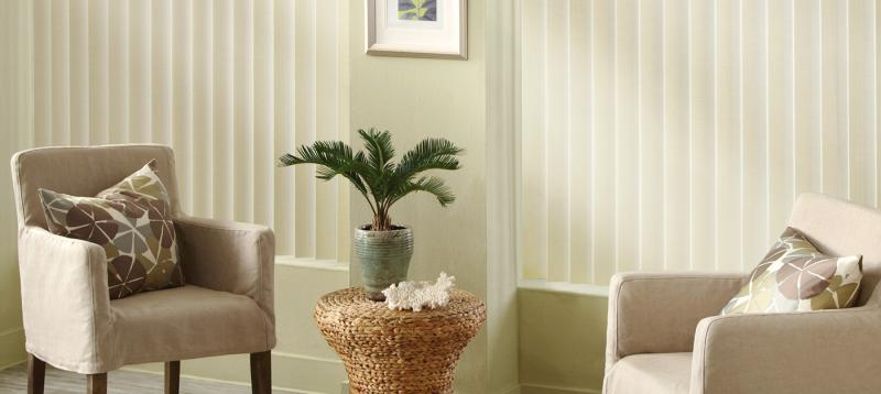 Vertical Solutions ® Vertical Blinds