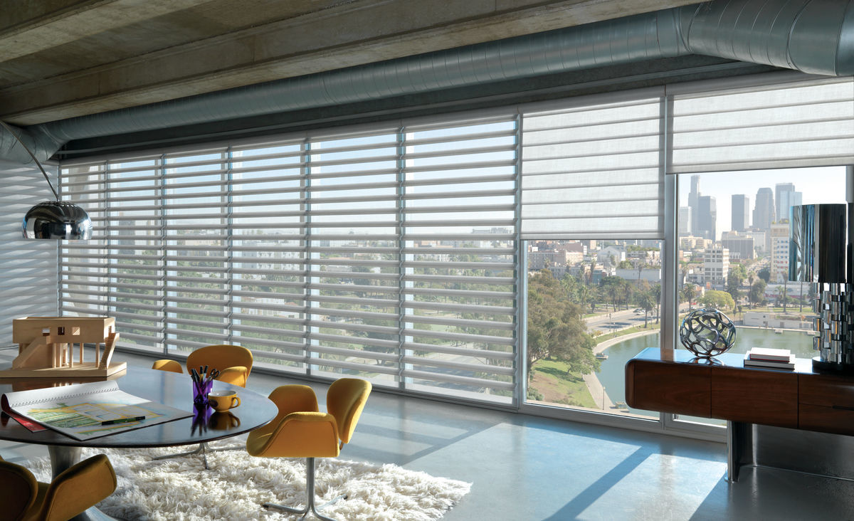 Pirouette® Window Shadings