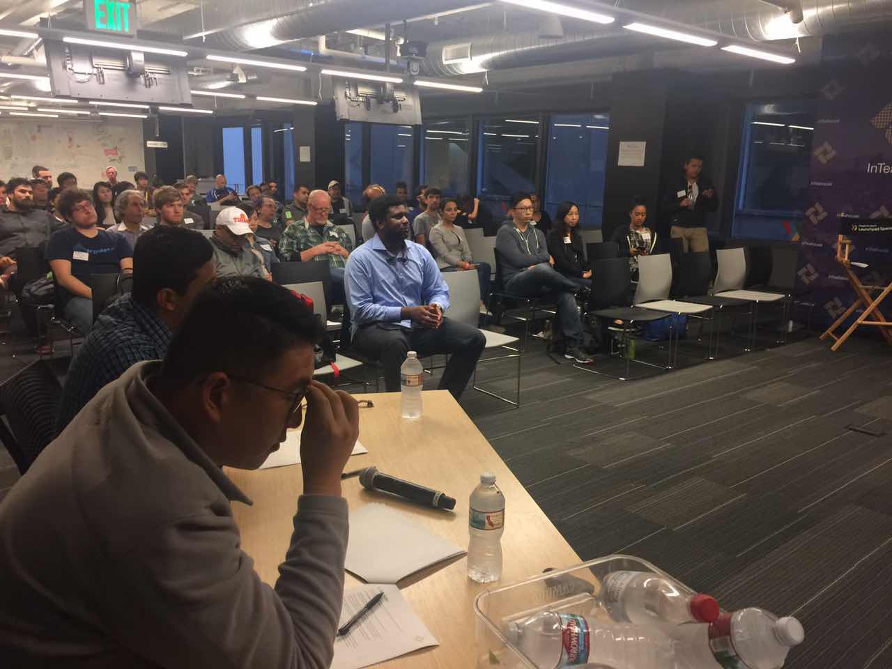 Pitch Night @InTeahouseSF & Google Launchpad