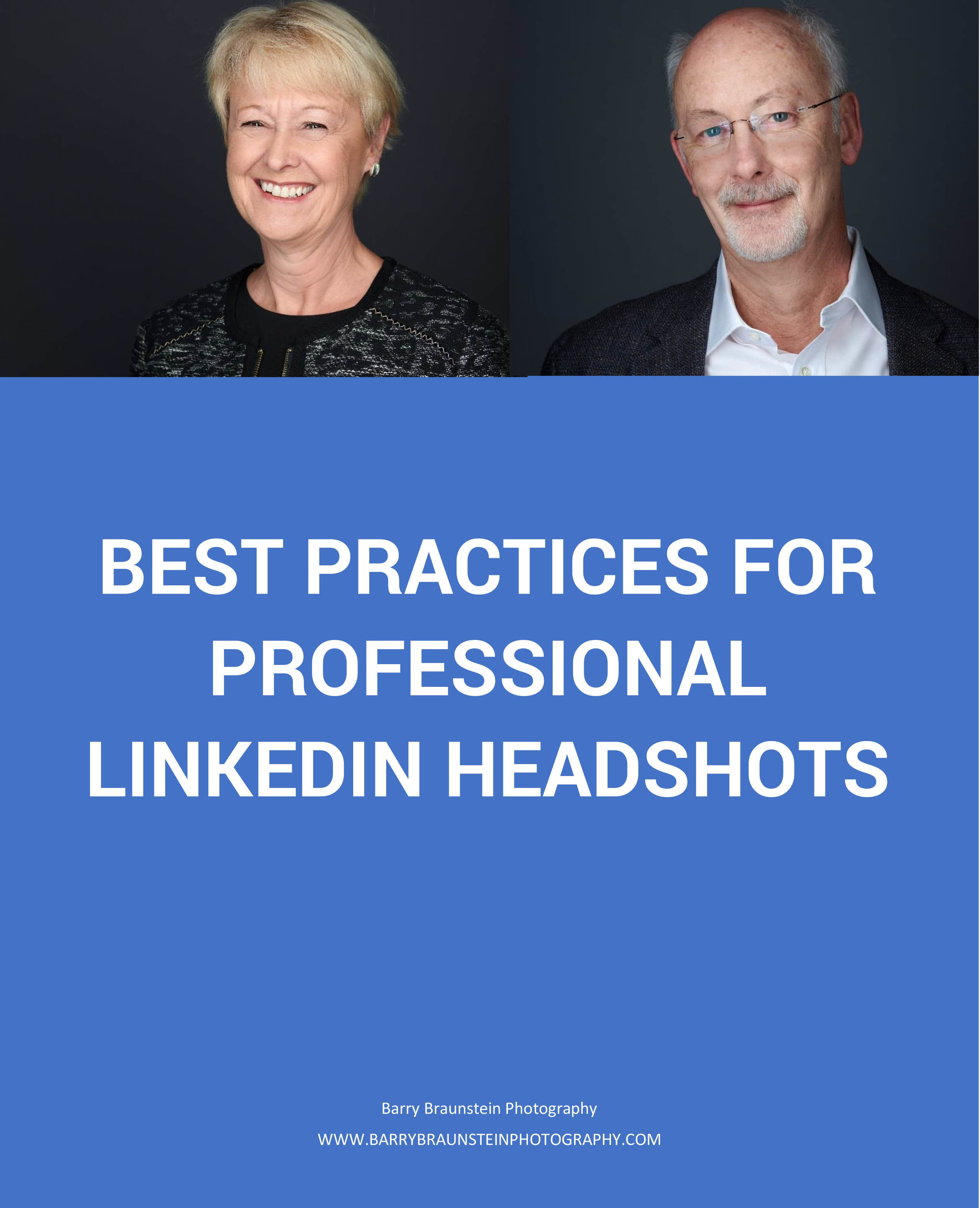 Best Practices for Professional LinkedIn Headshots