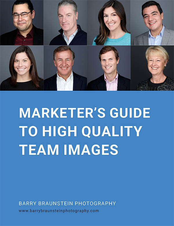 recipe for great team headshots - Download Today!