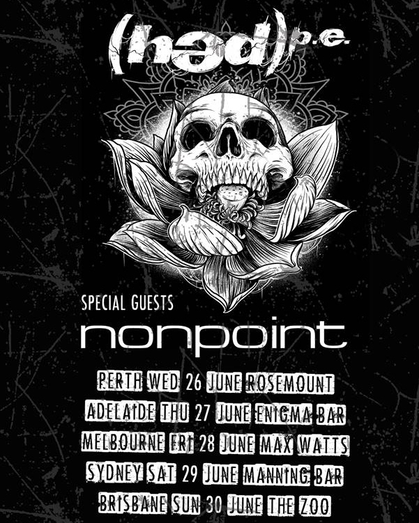 Who's ready to raise hell in chaos and earthquakes?! The huge double slammer show that is Hed PE and Nonpoint is tearing up Manning Bar Sydney tonight! This one show you DO NOT want to miss! Get psyched for the show and have a listen to what Jahred from (hed) p.e and Ellias from Nonpoint had to say to Brendan the blind guy recently about the tour at  NONPOINT - www.keeneye4concerts.com/nonpoint-20062019  (hed) p.e - www.keeneye4concerts.com/hed-pe-10062019   #Nonpoint #HedOE #metaltour #manningbarsydney #Australiantour #doubleslammer #concerttour #gigguide #musicpress #musicjournalism #livemusic @nonpointband  