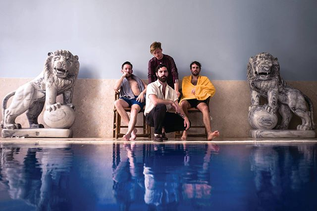 COME RIDE THE OLYMPIC AIRWAYS!  Last week, UK indie rockers Foals took on Sydney's Hordern Pavilion! Check out Brendan the blind guy's fun video-game themed review at www.keeneye4concerts.com/foals-sydney-17072019   #Foalsband #Foalsmusic #indie-rock #UKband #concertreview #gigreview #HordernPavilionSydney #musicpress #musicjournalism #funreview #AustralianTour #concerttour @foals