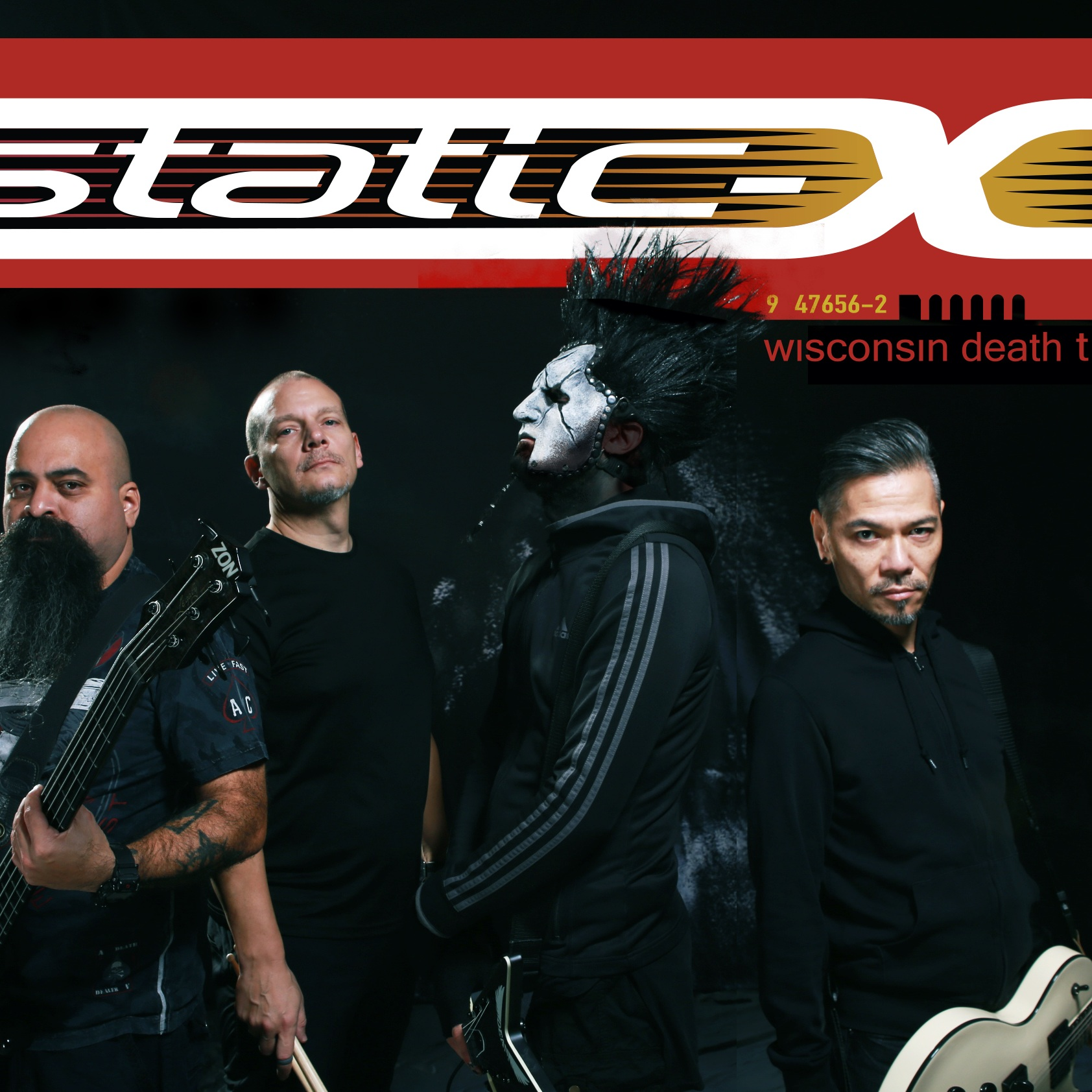 STATIC-X, 12/06/2019 - TIME TO LIGHT IT UP!