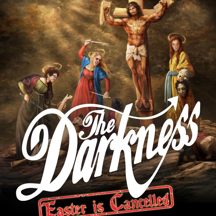 """THE DARKNESS, 18/09/2019 -  """"WE ARE THE KNIGHTS OF THE OLD WAY"""""""