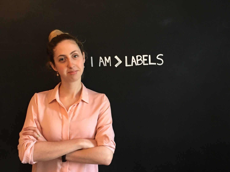 I Am More Than Labels; Black Wall Studio™ Production