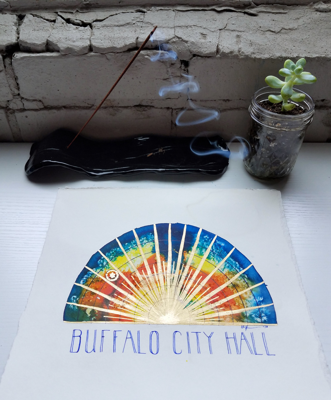 Buffalo City Hall (M) (available)
