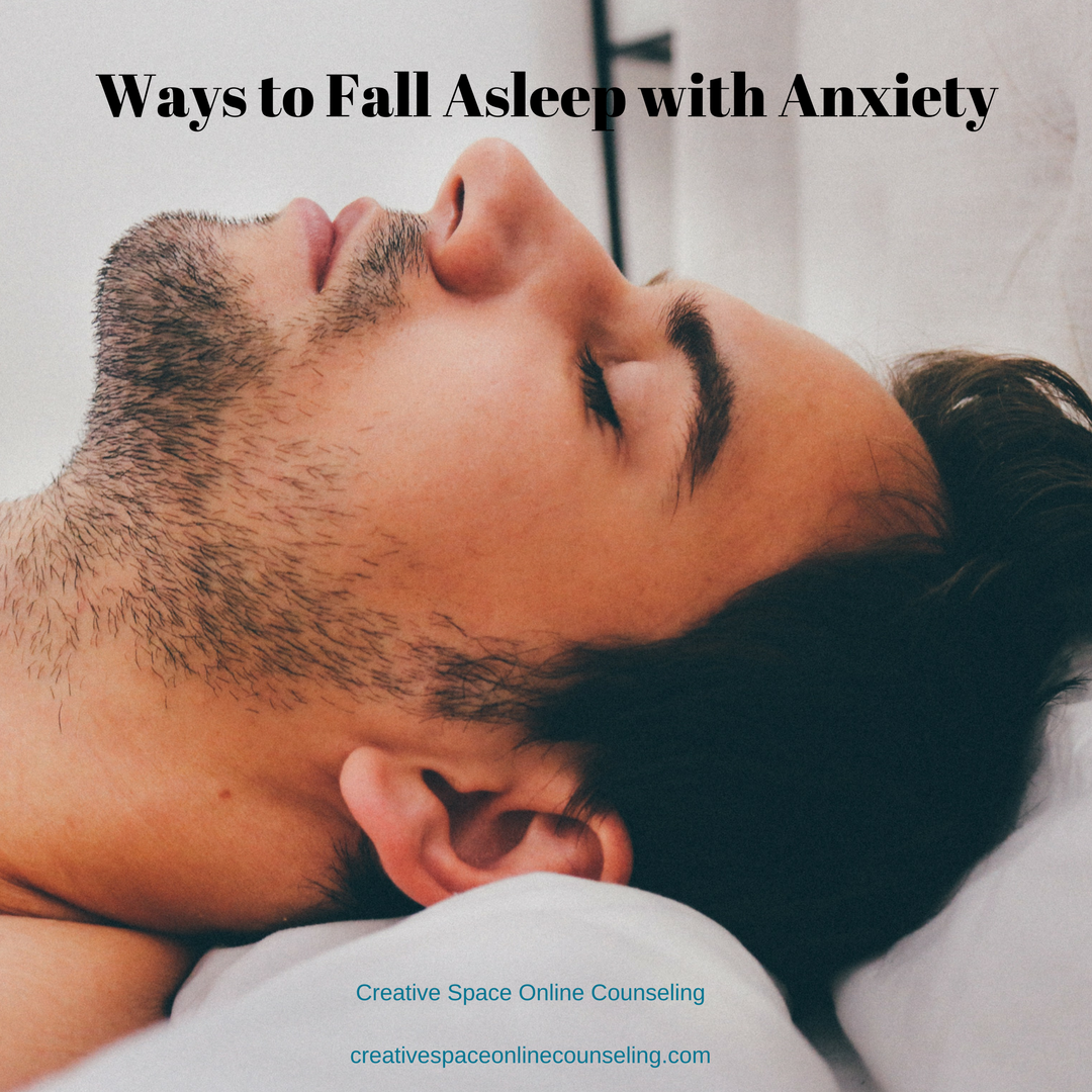 6 Ways to Fall Asleep Fast with Anxiety - If you are having trouble with insomnia and you know that it is caused by anxiety, here's a list of proven ways that help to get rid of the insomnia once and for all!