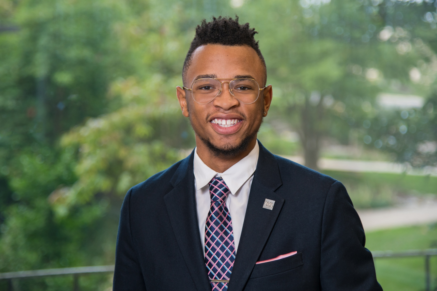 From American University to BEING A School Principal, Tamir is AIMING TO GAIN HIS PH.D and reinforce the idea of black male educators by teaching in his hometown.