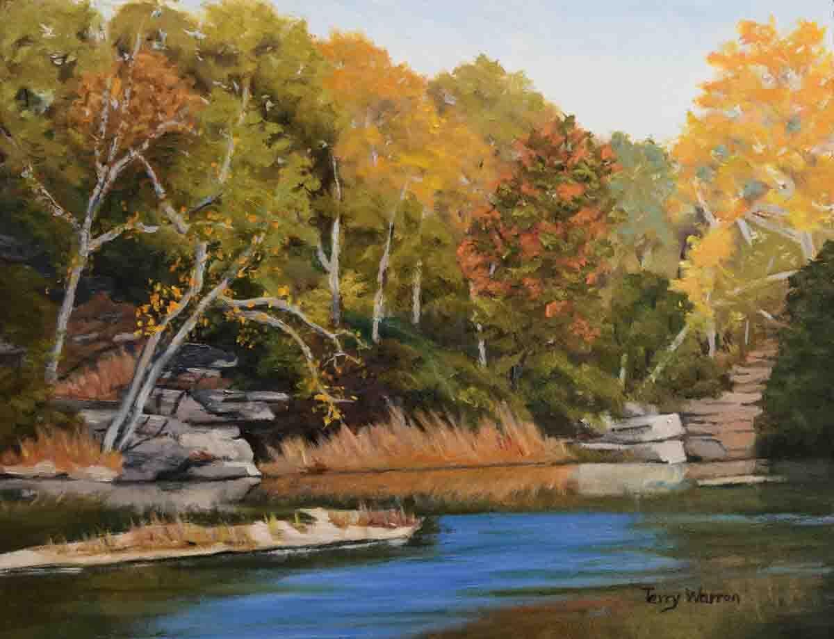 Grinder's Creek