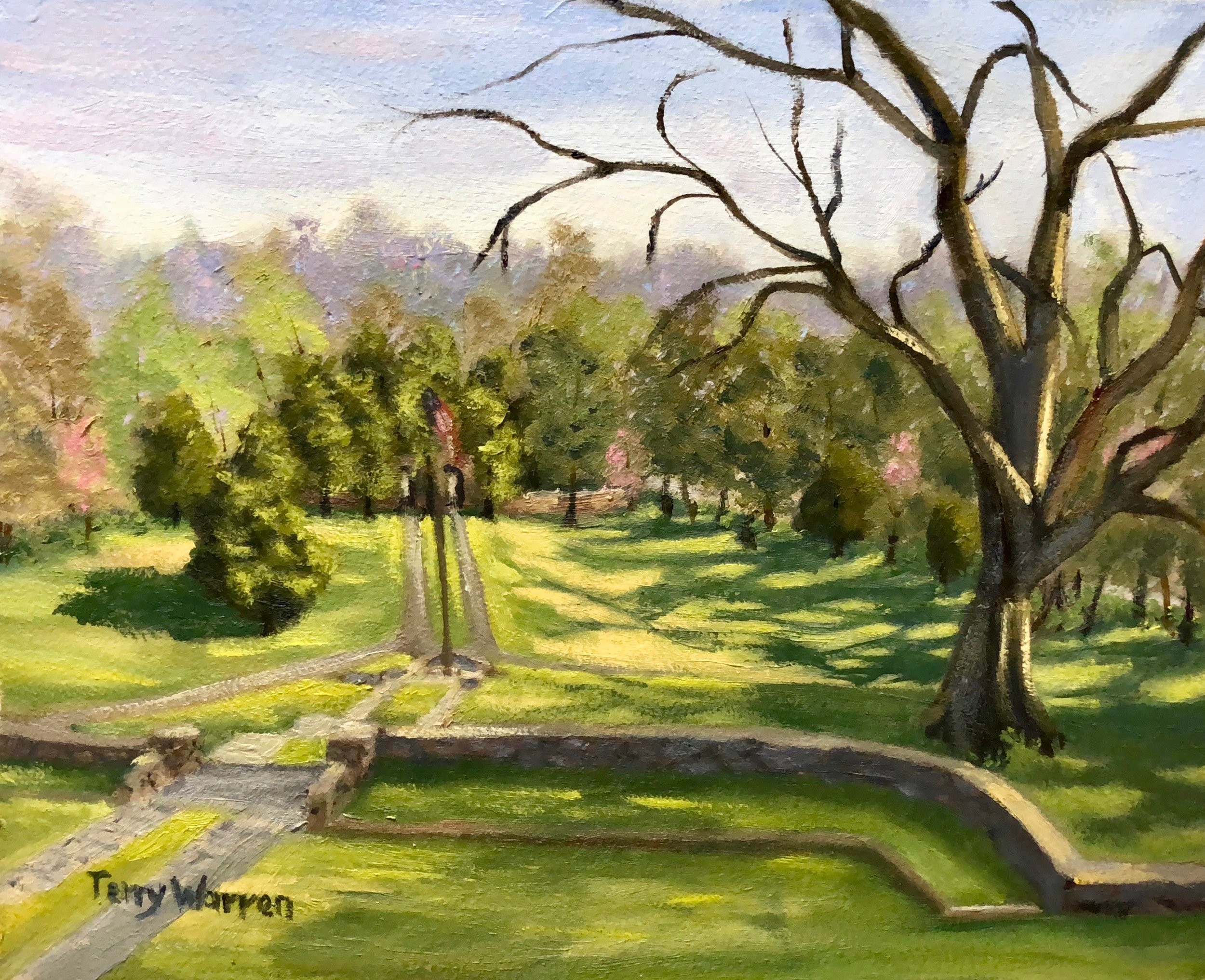 View from the Park, Sold