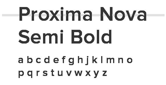 Zorghotel de Kim typography 1