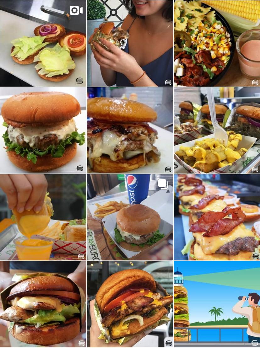 @fanburger - Seguinos en Instagram