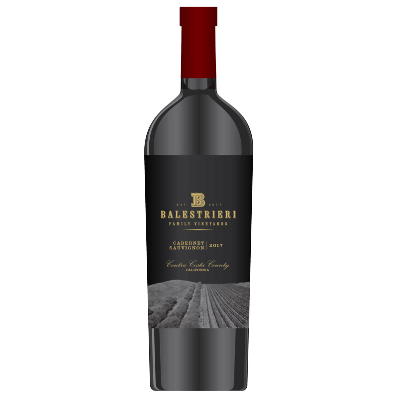 Cabernet Sauvignon - Releasing early fall 2019