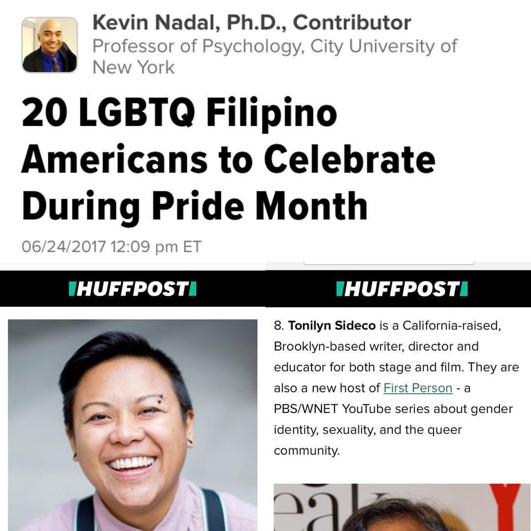 20 LGBTQ Filipino Americans to CELEBRATE... -