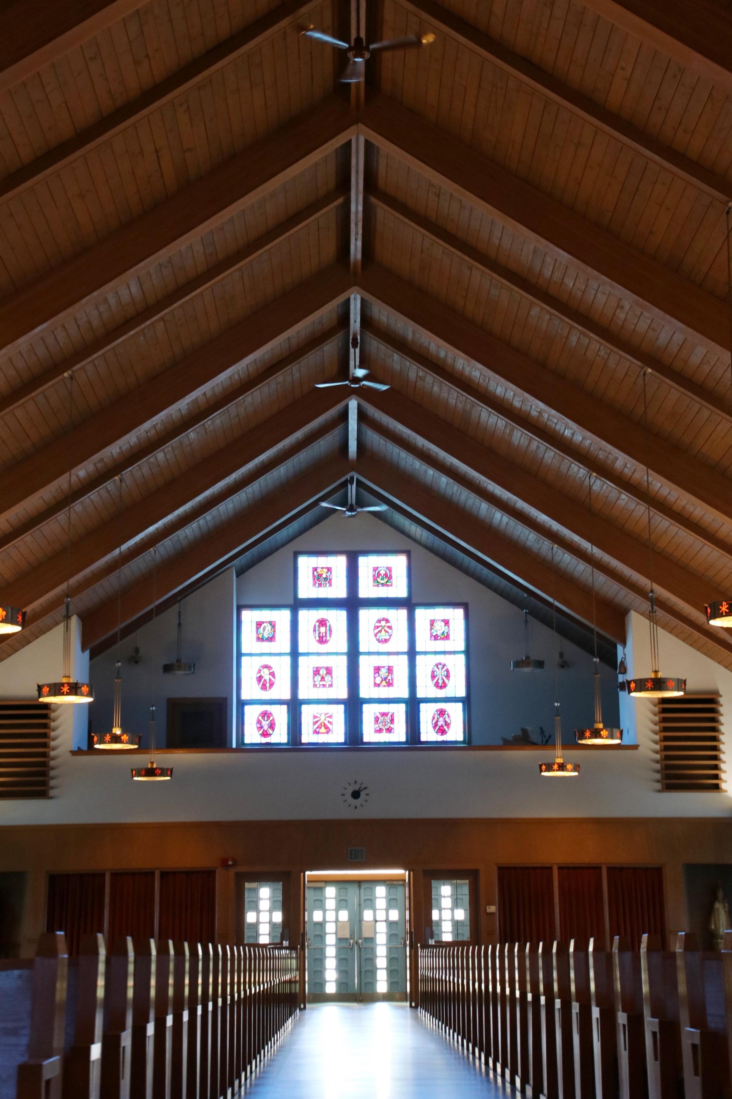 History — Precious Blood Parish