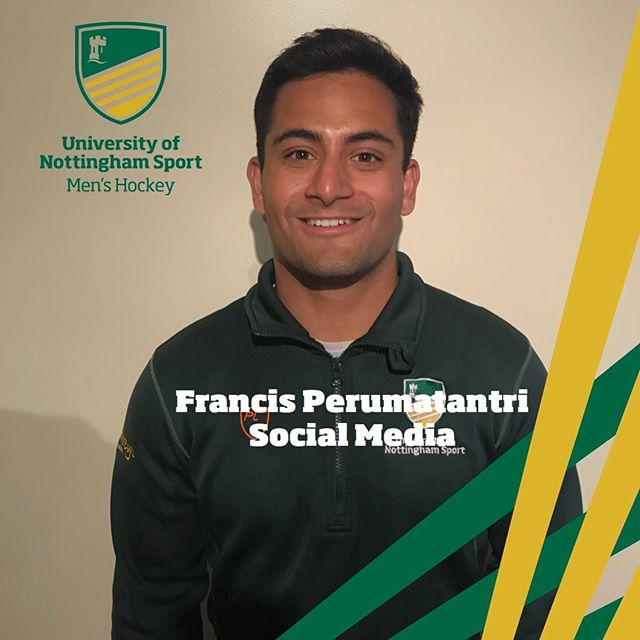 """Meet the committee  Won't be hard to better the awful job done by Freg last year...Franny  Year: 4th Course: Medicine Badger rating: 5 foot 2/10 Favourite UoNHC memory: """"Actually getting picked to play on a Wednesday in my 3rd year""""  #max? #21years1goal #diversity"""