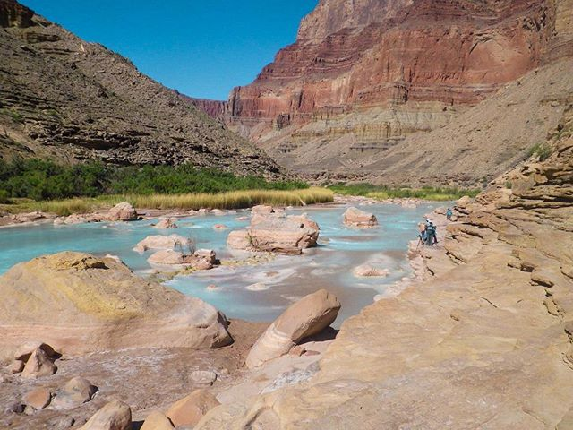 The Little Colorado River is better than the Colorado River