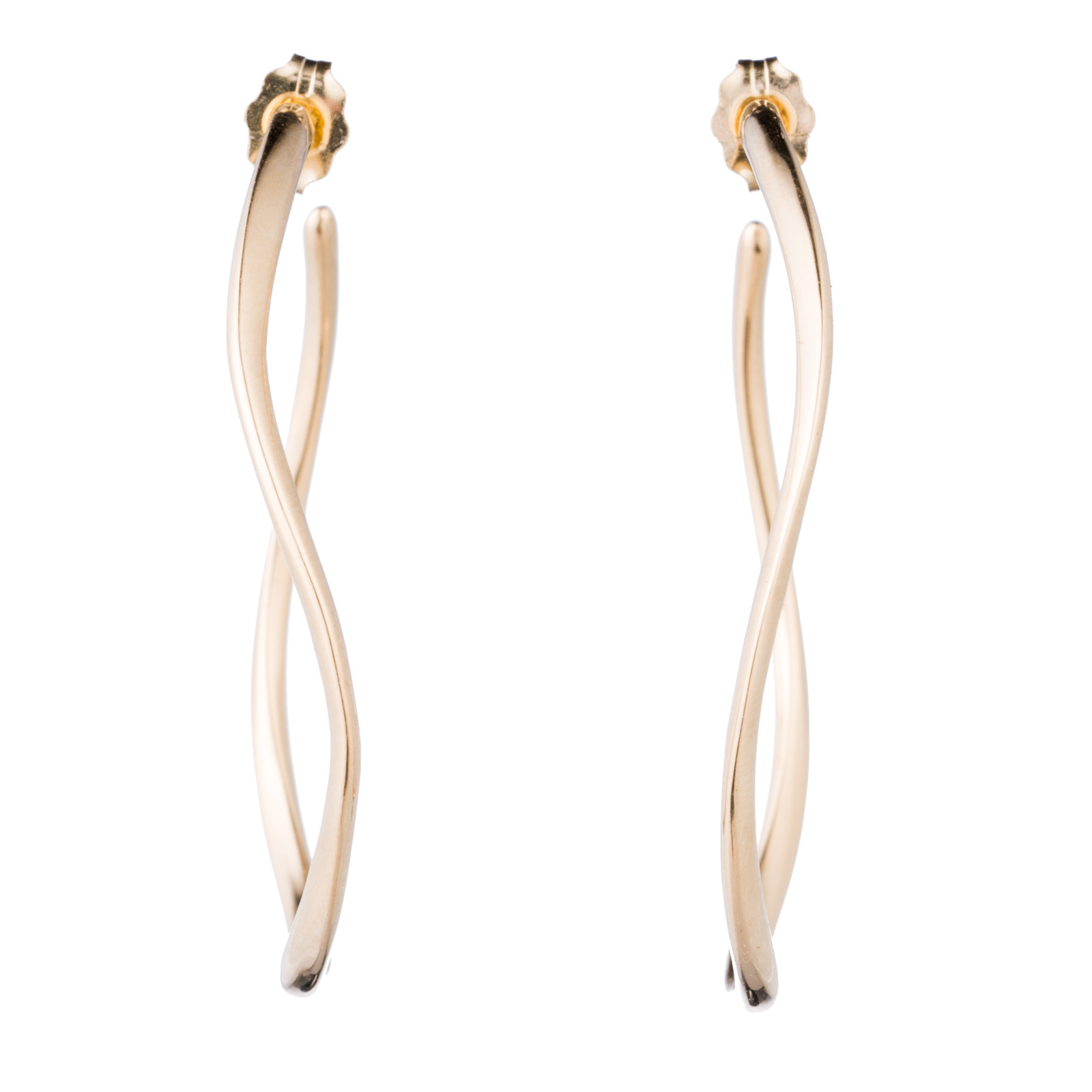 Show Road JewelryFeather Weight Hoops - Starting at $205, www.ShowRoadJewelry.com10% off with code givinggroupie through 12/28!