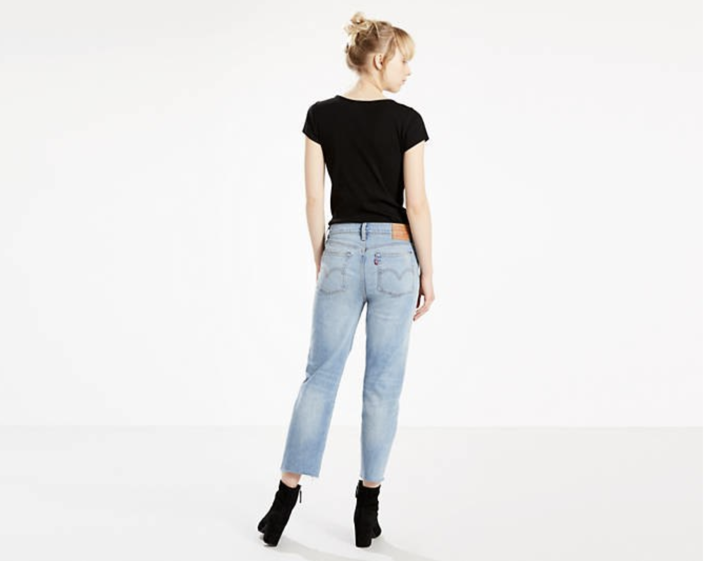 - Levi's Wedgie Fit Jean, $98