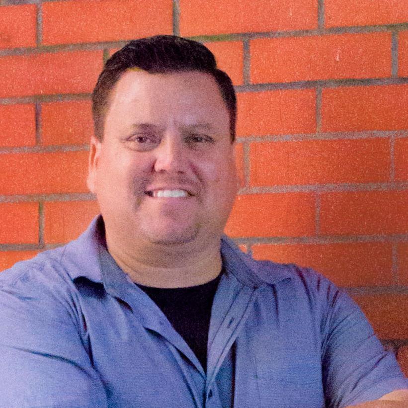 Tony Young, Executive Pastor