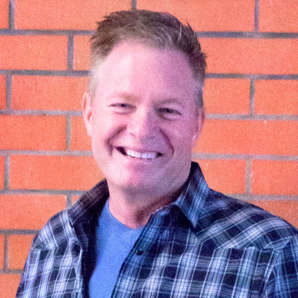 Joel Marple, Creative Arts Pastor