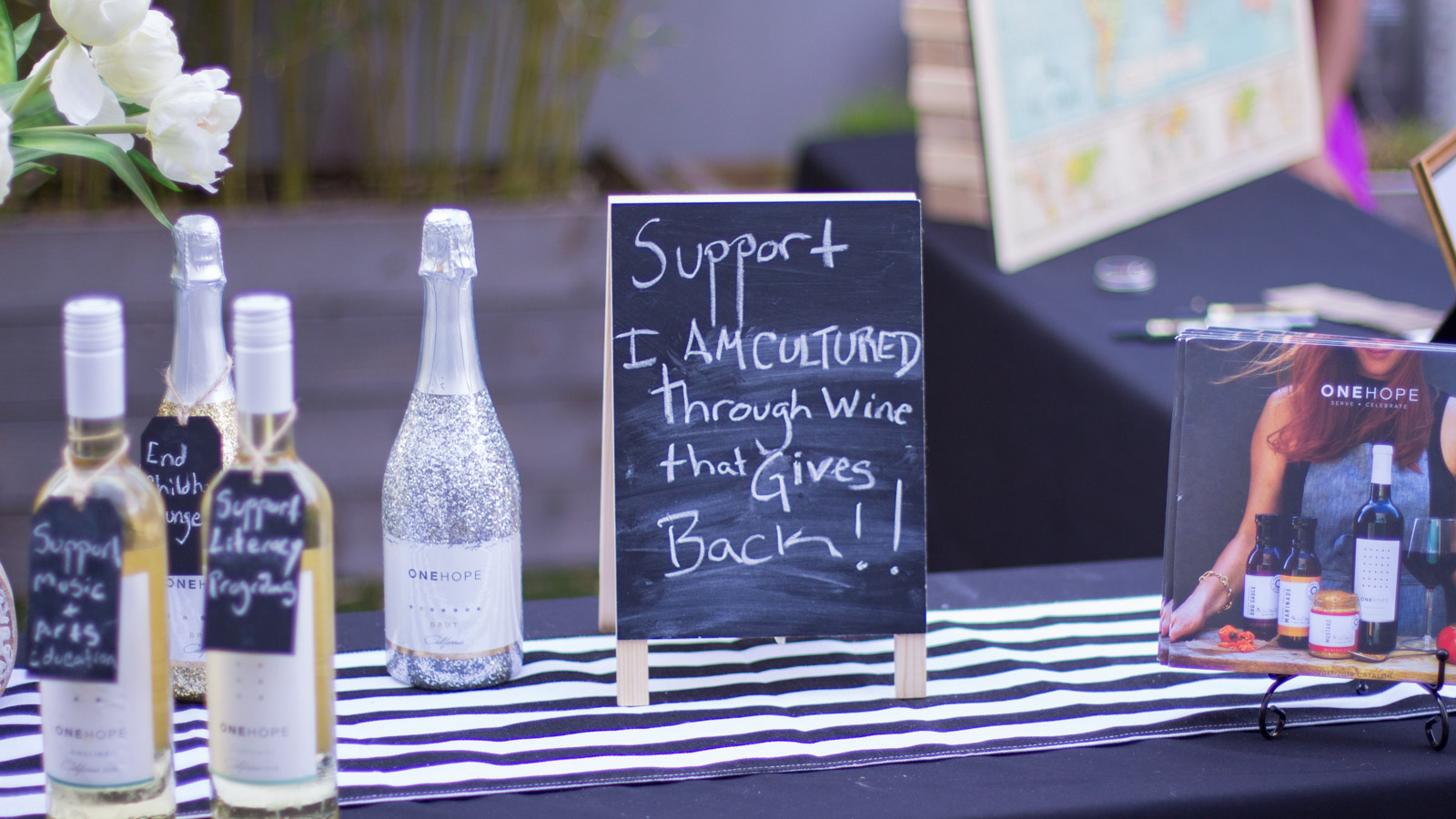 VIP Cocktail Hour hosted by OneHope
