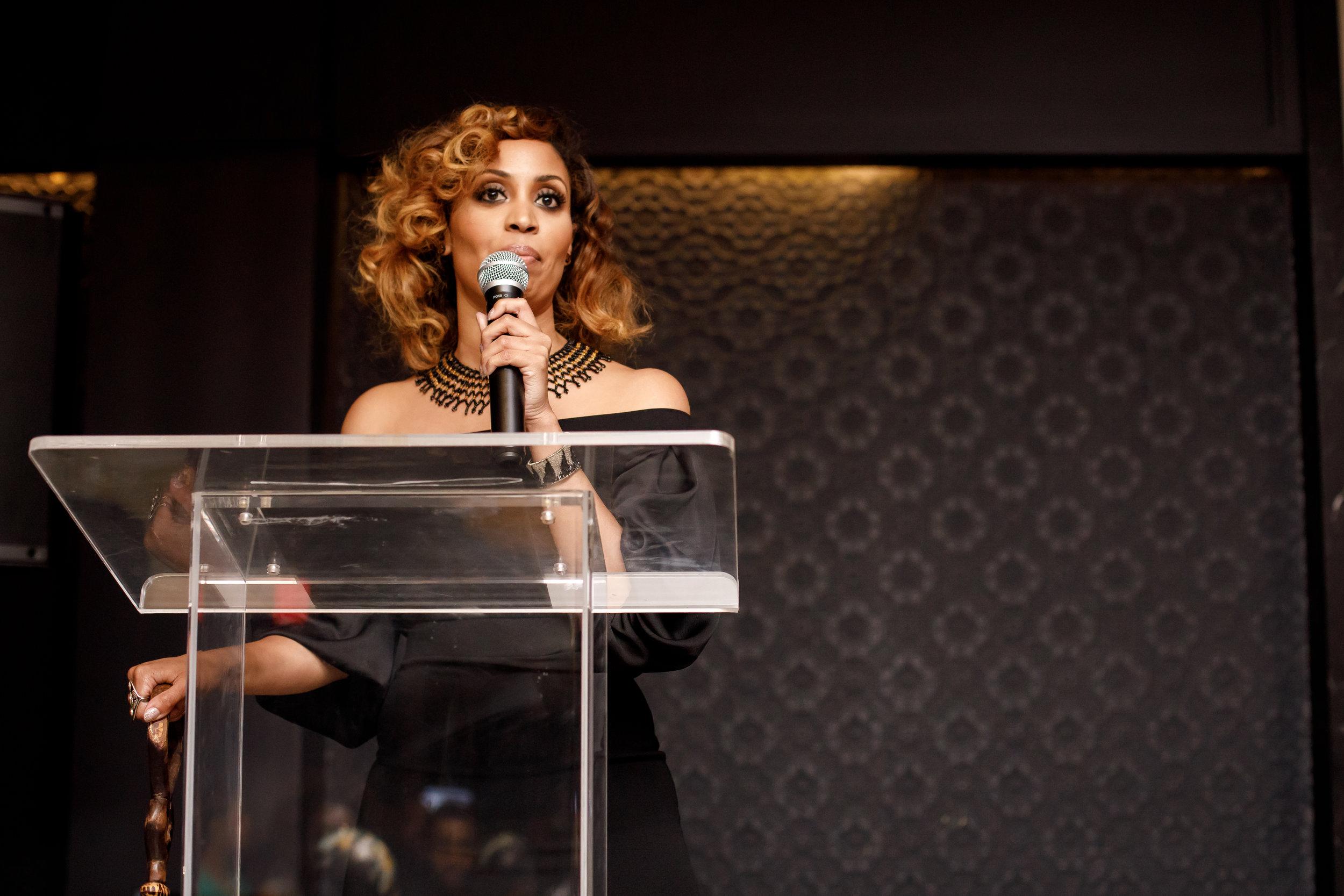Founders Address by Karmia Berry