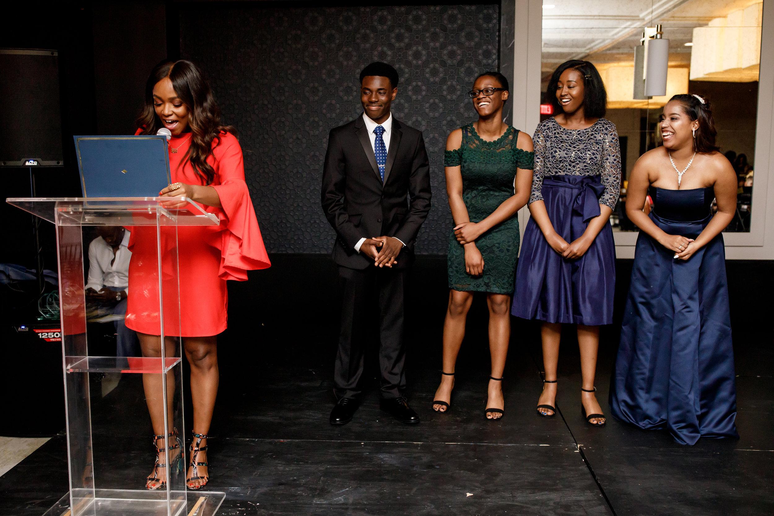 I AM C.U.L.T.U.R.E.D. Award