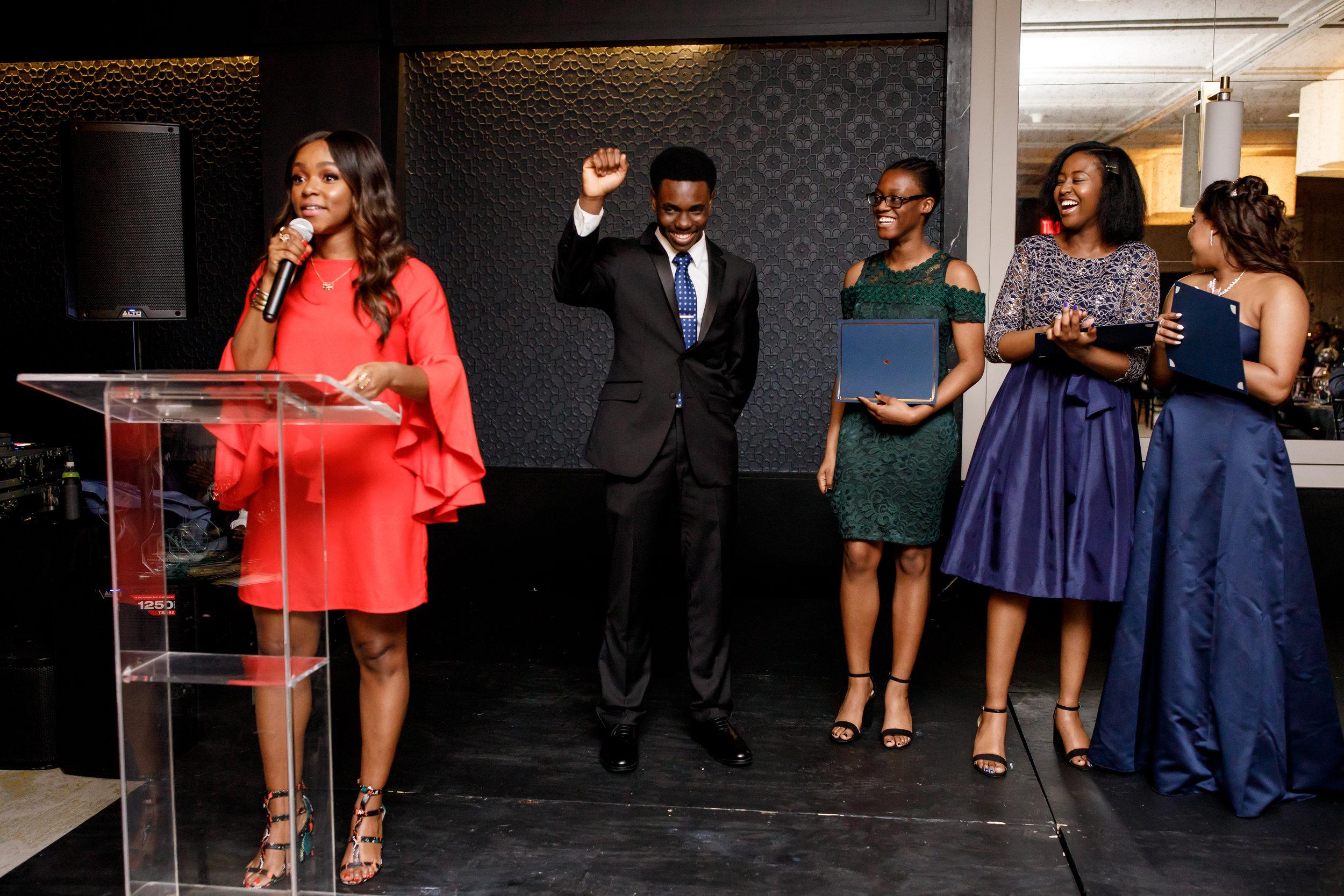 I AM C.U.L.T.U.R.E.D Award