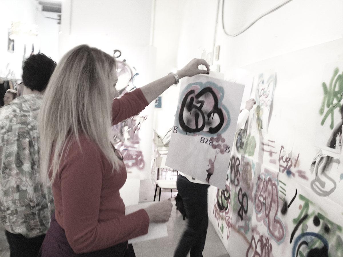 street art workshops
