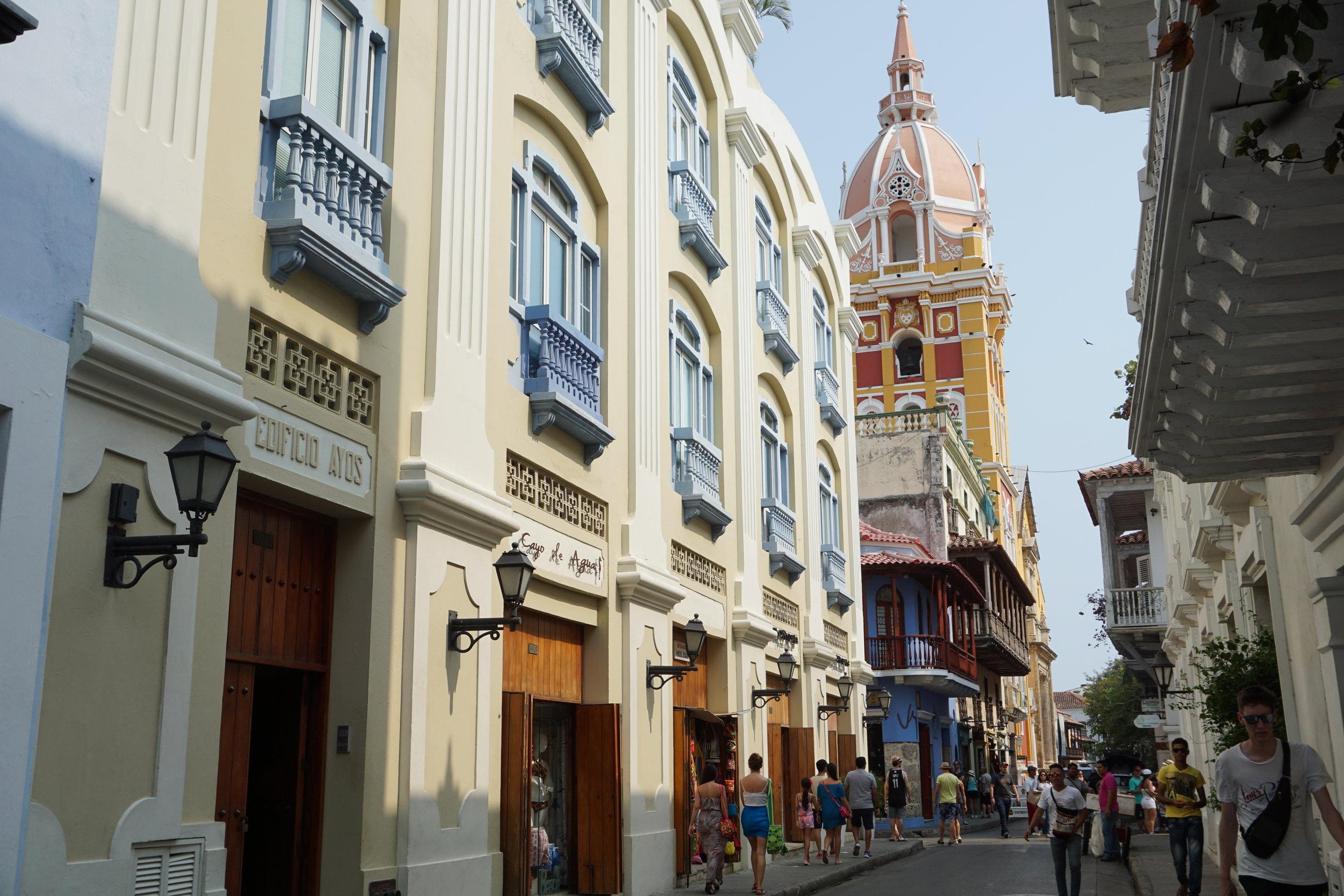 Cartagena Colombia Centro Historico.JPG