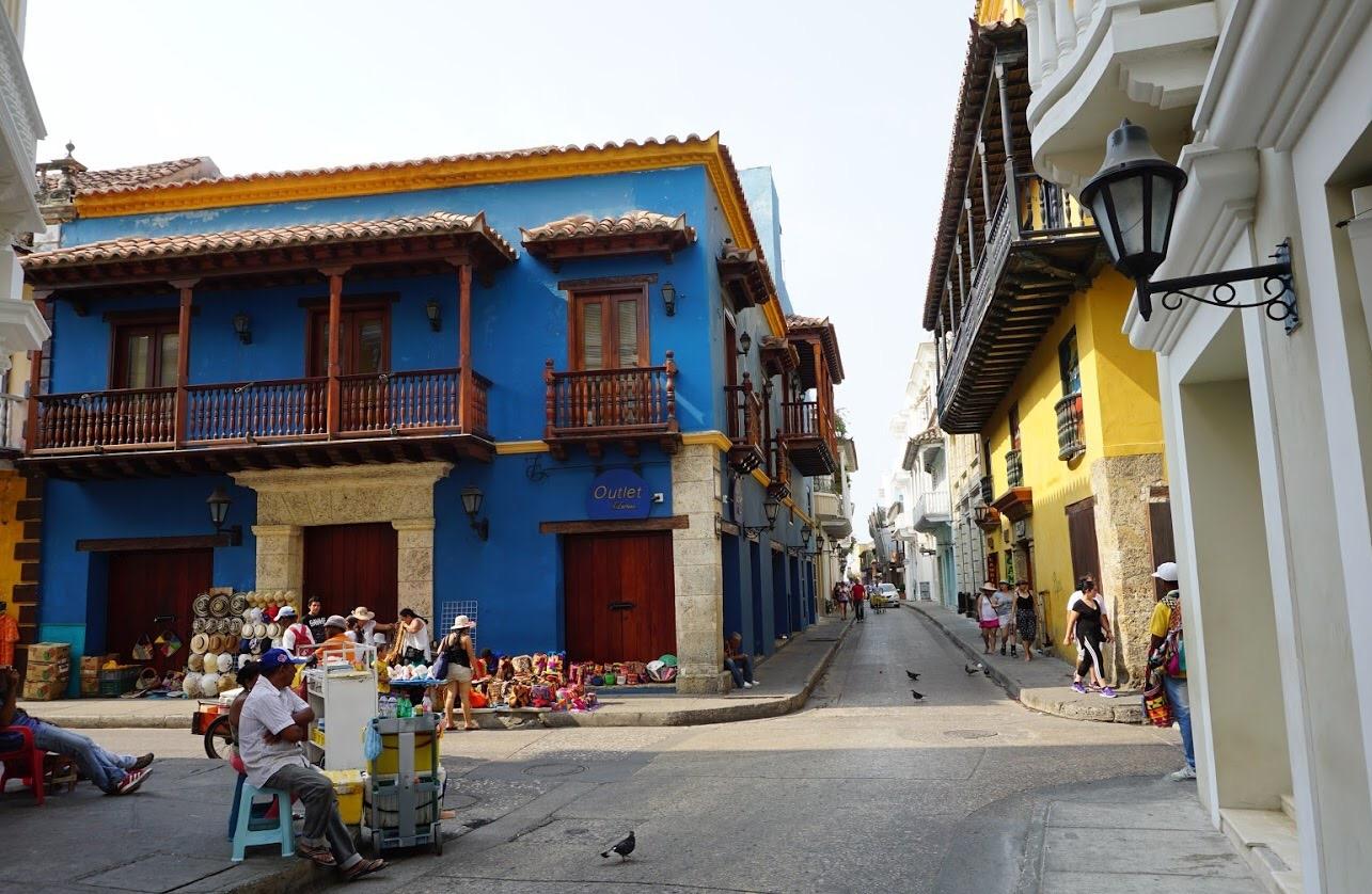 Cartagena Colombia Historic Center.JPG
