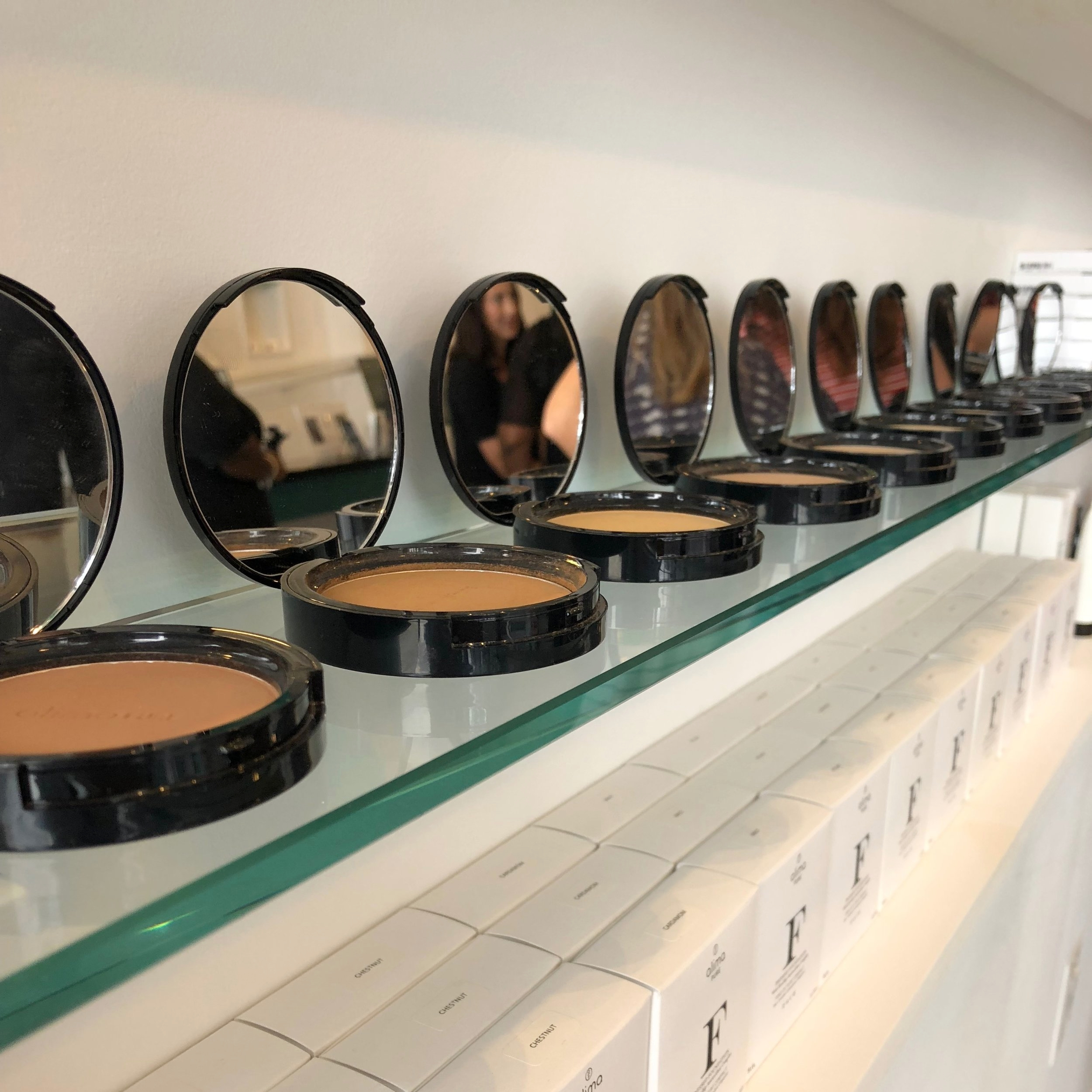Alima Pure clean beauty makeup brand