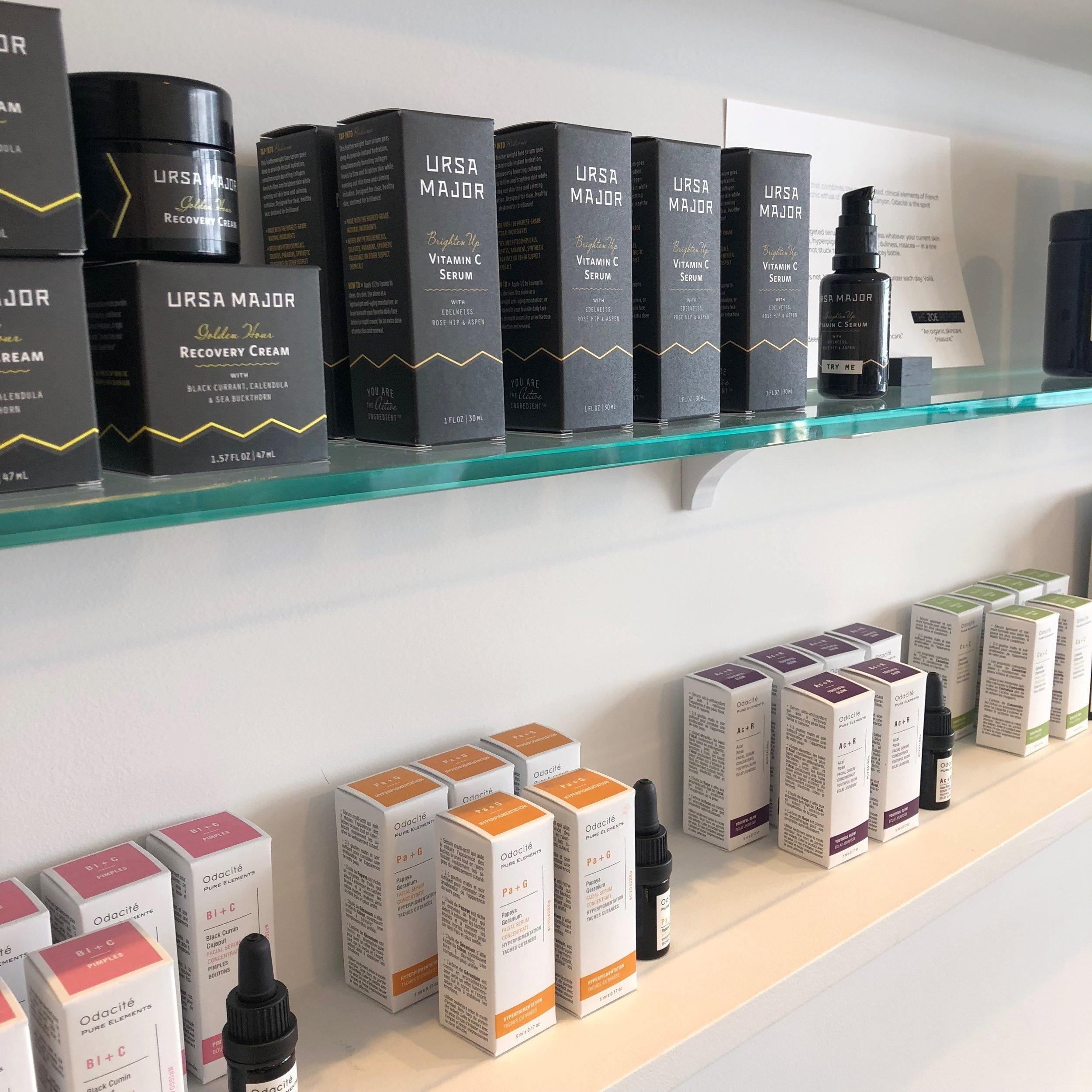 Ursa Major clean non-toxic skincare brand