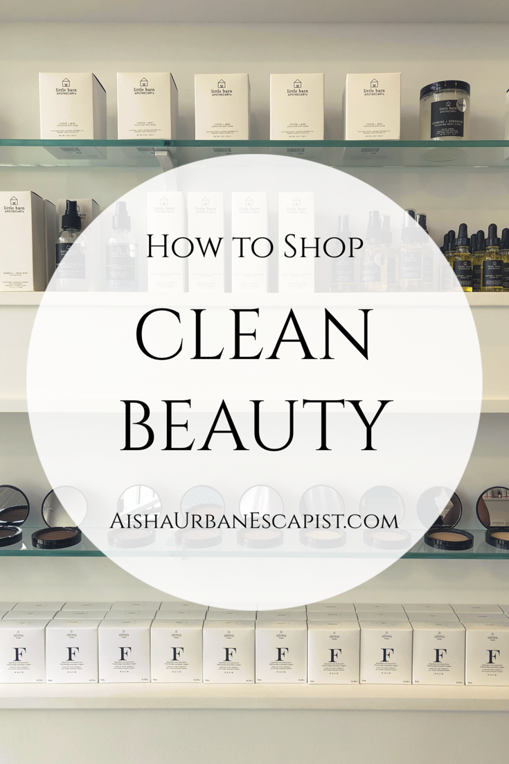 How to Shop Clean Nontoxic Beauty and Makeup