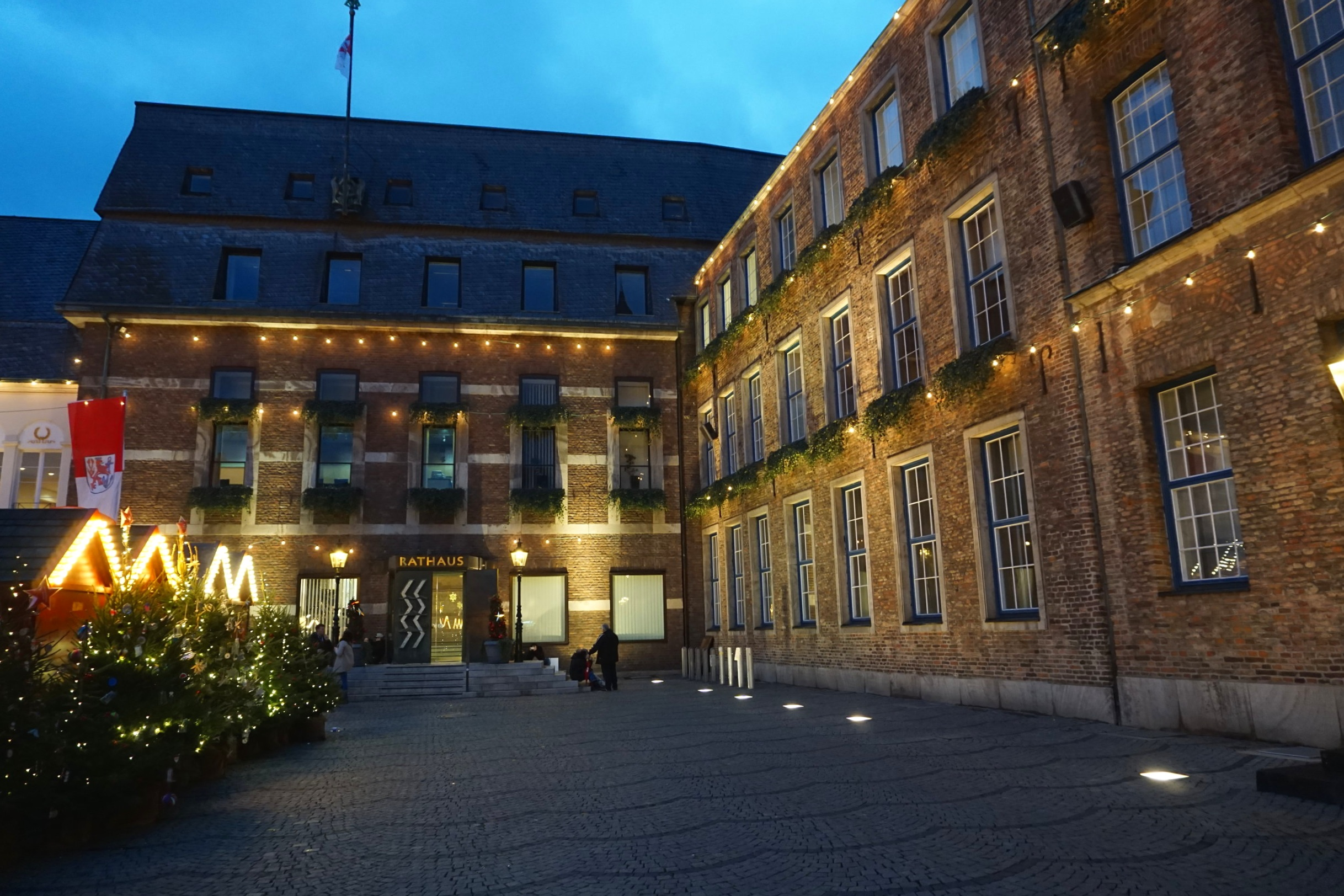 Düsseldorf town hall