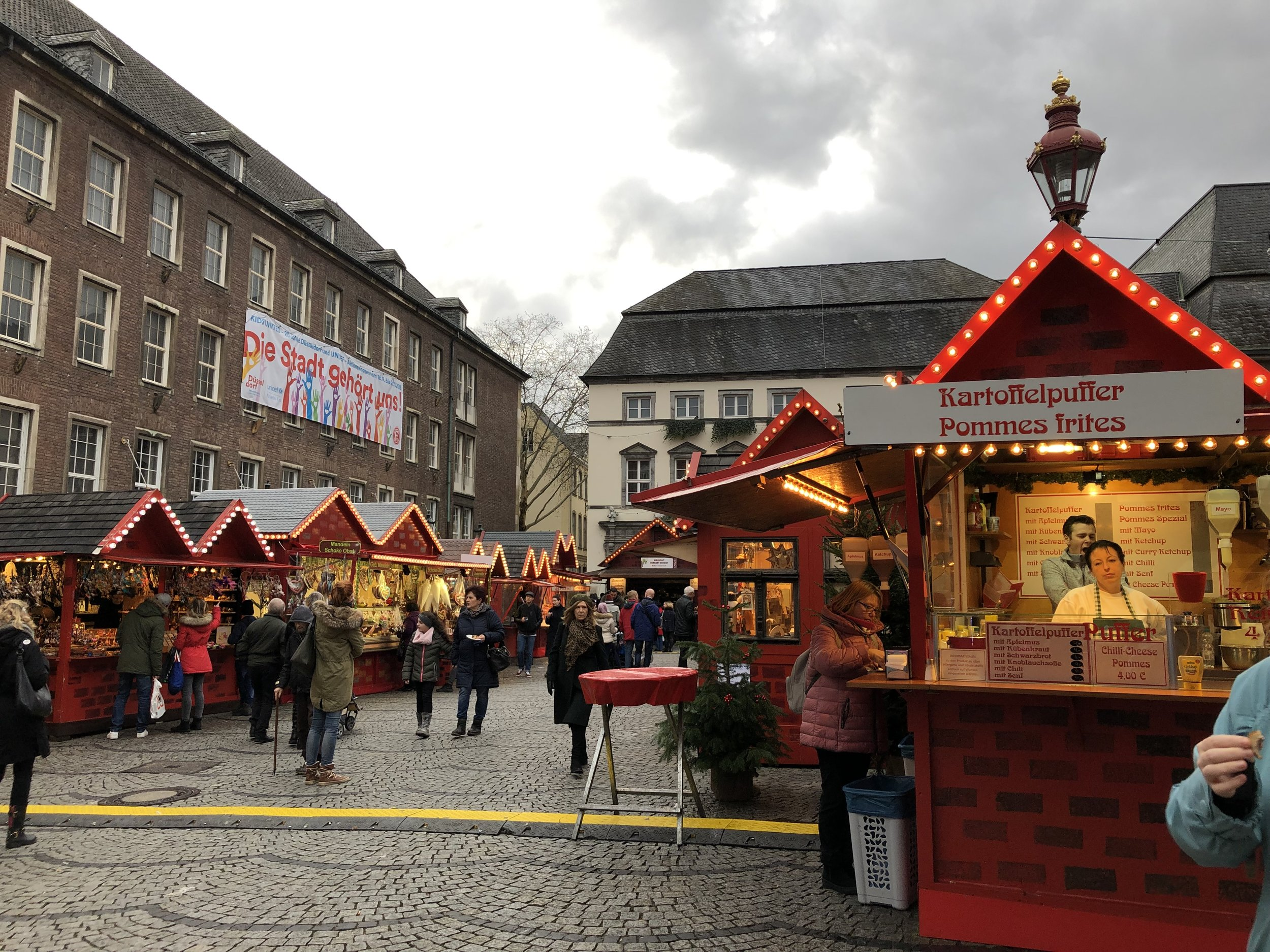 Handwerker-Markt (Handmade market)