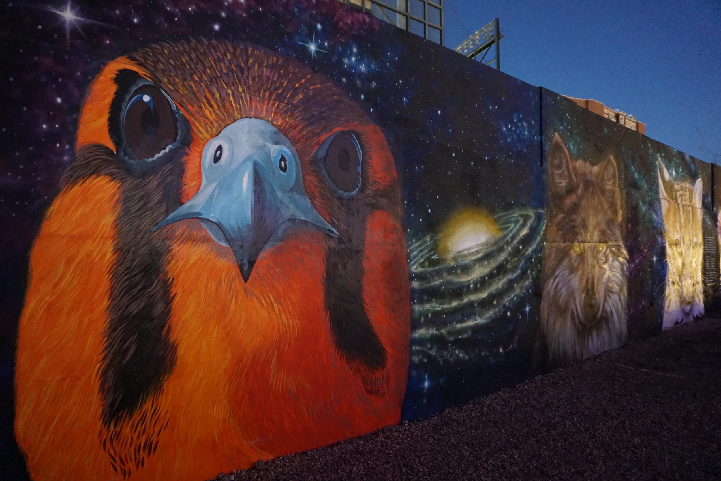 El Paso Texas art mural