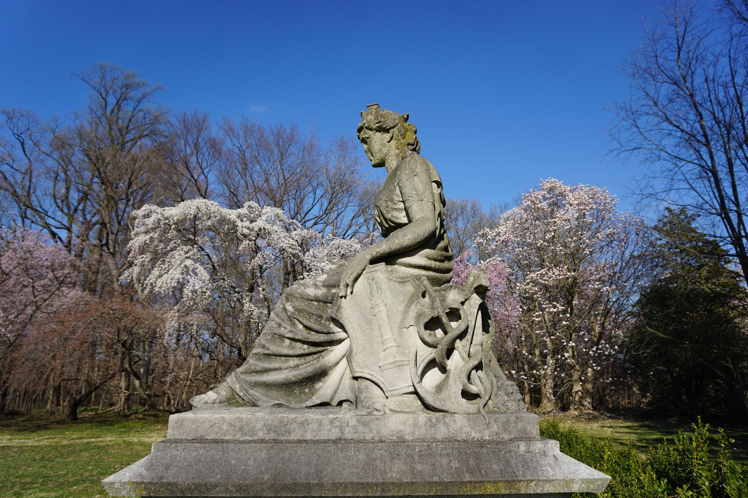 Cylburn Arboretum Mansion Baltimore.JPG