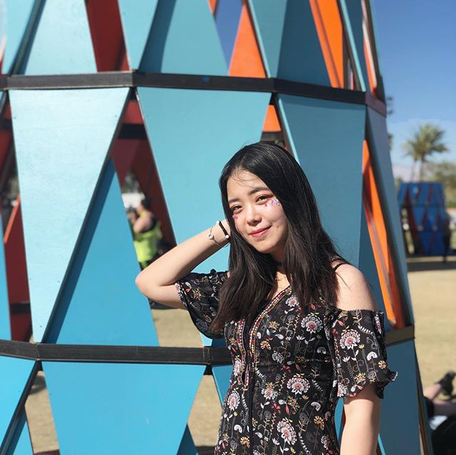 See u next year😌 #Coachella2019