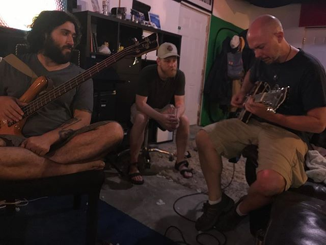 Laying down some guitar and bass tracks!  #studio412 #guitar #bass #recording #studio412 #originalmusic #solo #wnc #avl #wncmusic #avlmusic #828isgreat @86squires @steelpenguinrecords @soundstudio412 @naughtynalaband @allinthetrunk @tbonesteeke