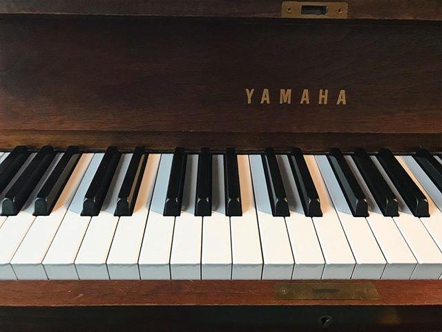 Working hard to create some new music! #SoundYourBest  @soundstudio412 @steelpenguinrecords @naughtynalaband @yamahamusicusa #piano #keys #WNCMusic #AVLMusic #studioporn #Music #Studio #recording #yamaha #newmusic #originalmusic #rock