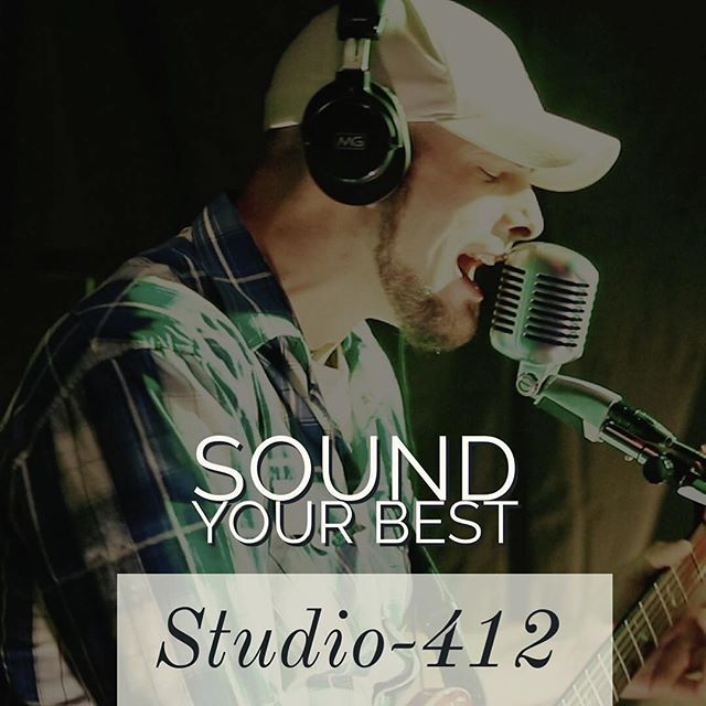 Happy 4/12! #SoundYourBest at @soundstudio412 !