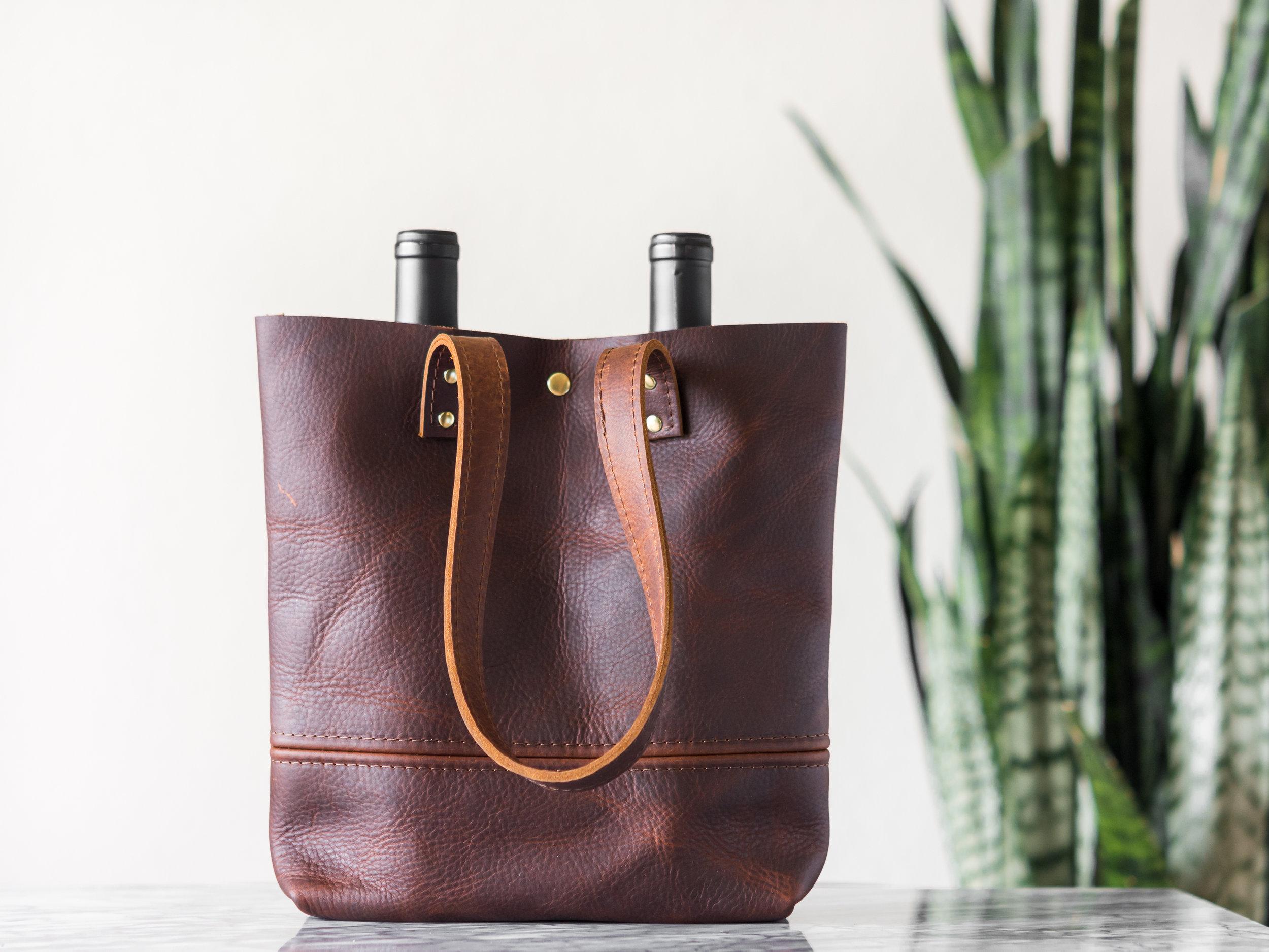 wine tote in brown 4.jpg