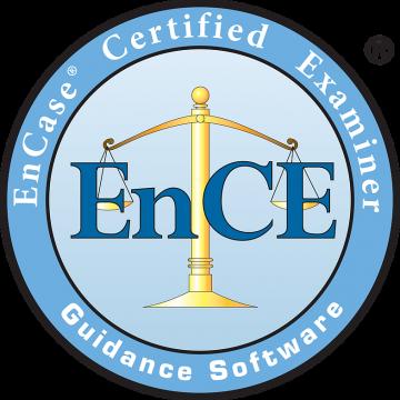 EnCE  Encase Certified Examiner