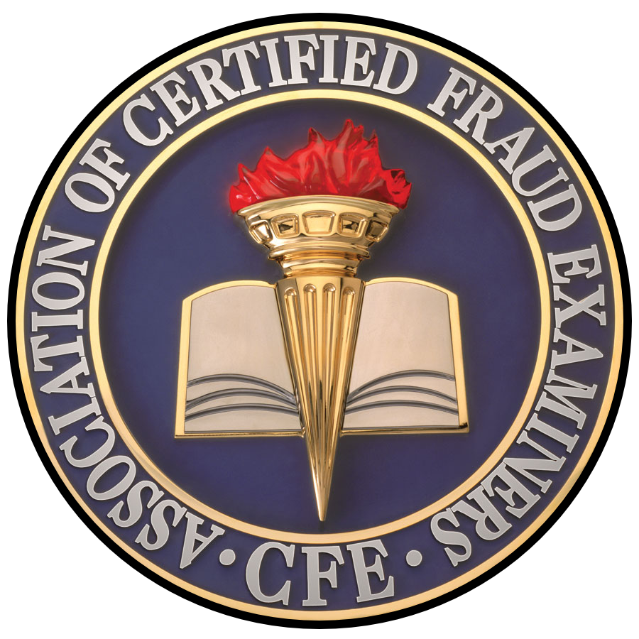 ACFE  Association of Certified Fraud Examiners