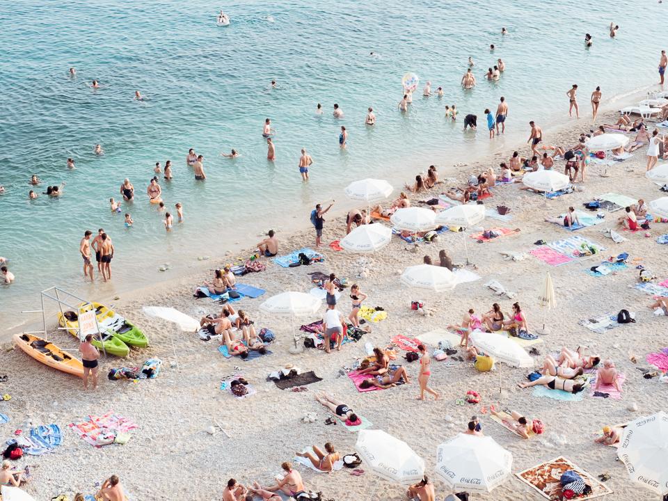 Alexandra-Marie-Interiors-Beach-Scene-Photography-Prints-Banje-Beach-Croatia-Colourful-08.jpg