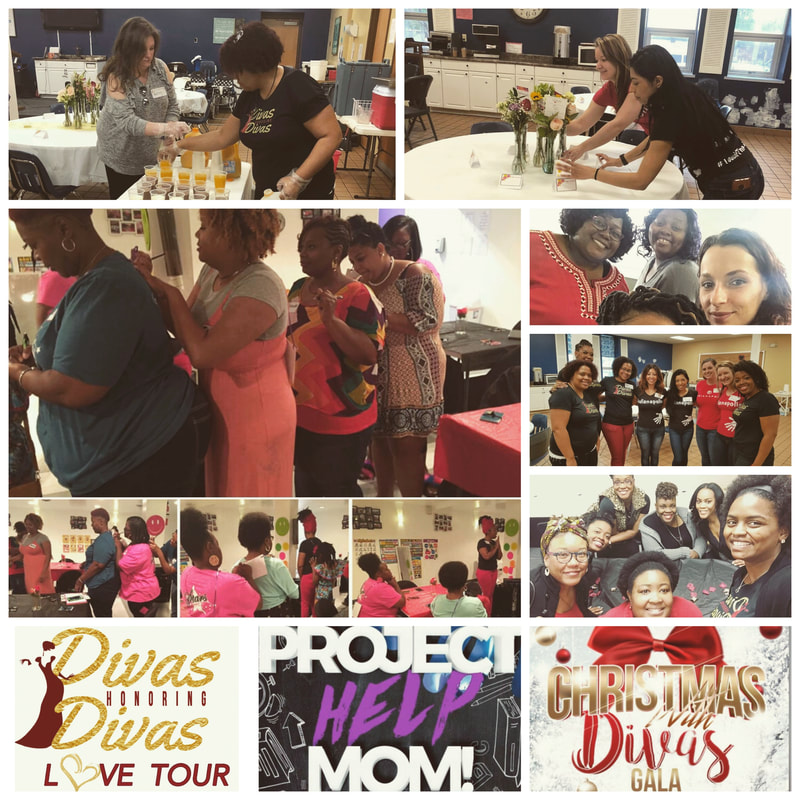 A snapshot of the impact  Divas Honoring Divas  is making through their Love Tour!