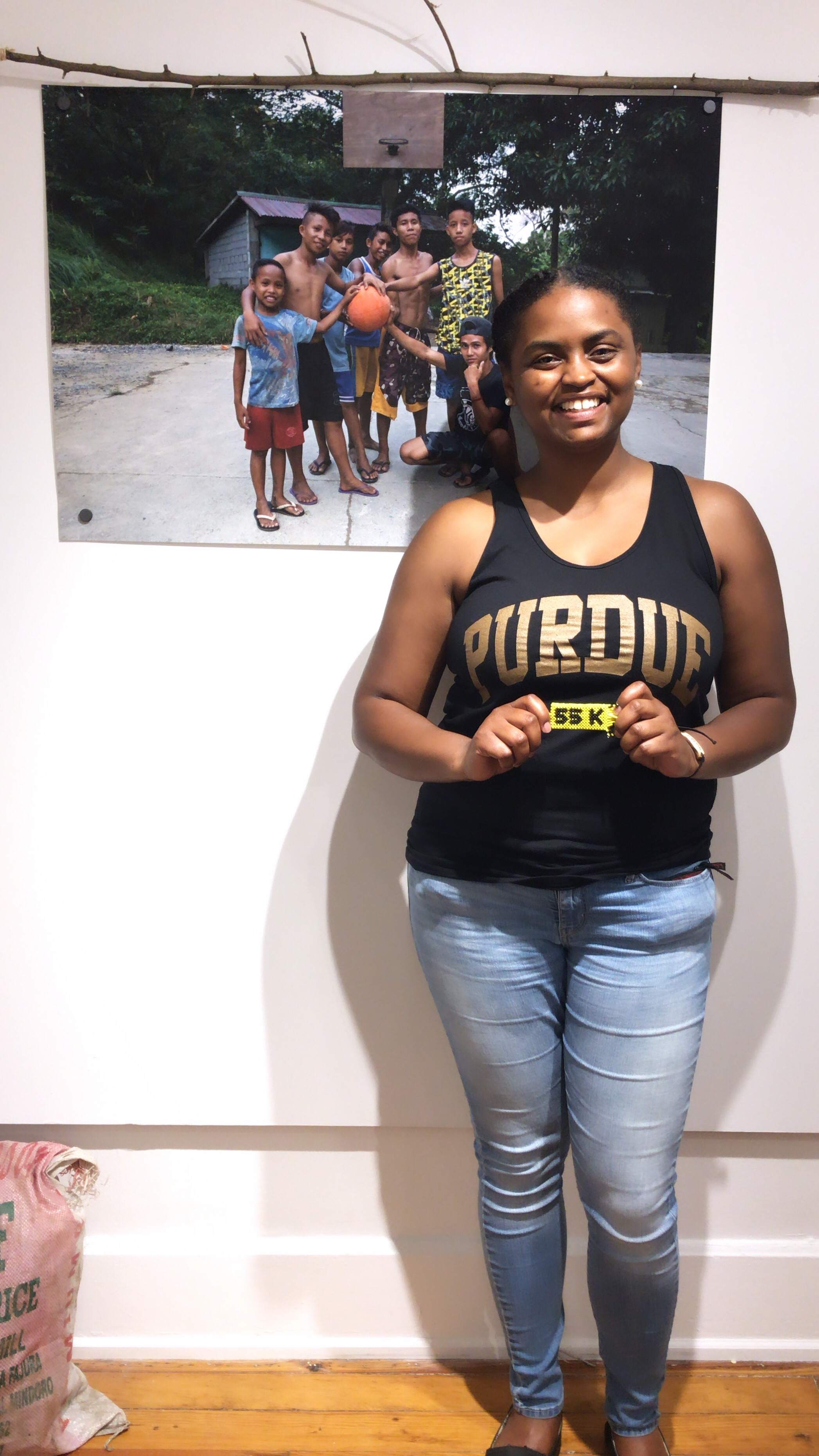 I attended a First Friday's art exhibit on 6.7.19. Though I do not remember the artist, this picture represents several of the dreams and intentions I set for my new journey!